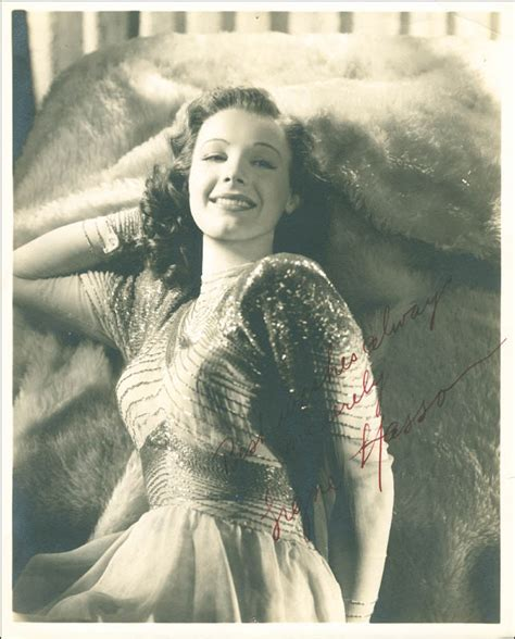 Signe Hasso - Autographed Signed Photograph ...