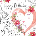 Gorgeous Birthday Cards. Birthday Card For Her. Female ...