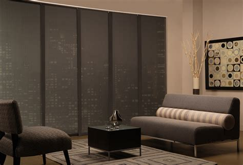panel track blinds panel track shades blind and drapery showroom agoura