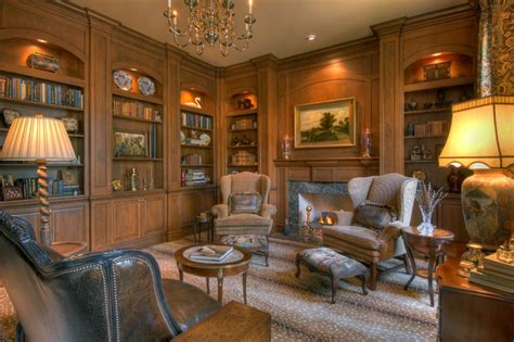 frederica residence traditional family room