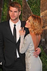 Miley Cyrus Photos Photos - Celebs at the 2012 Vanity Fair ...
