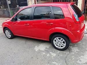 Ford Fiesta Hatch Rocam 1 6  Flex  2012  2013