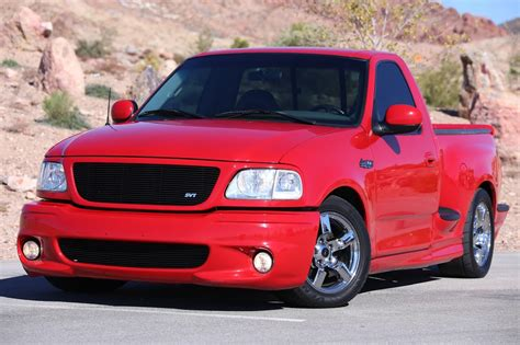 Ford Lighting Svt by 2001 Ford F 150 Svt Lightning 3912 Of 6 381 Supercharged