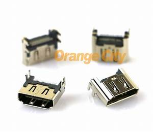 Original New HDMI Port Socket Interface Connector For