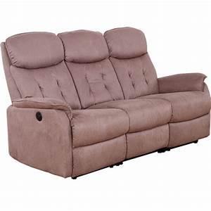 Fauteuil 3 Places : fauteuil releveur 3places 2 moteurs ~ Teatrodelosmanantiales.com Idées de Décoration