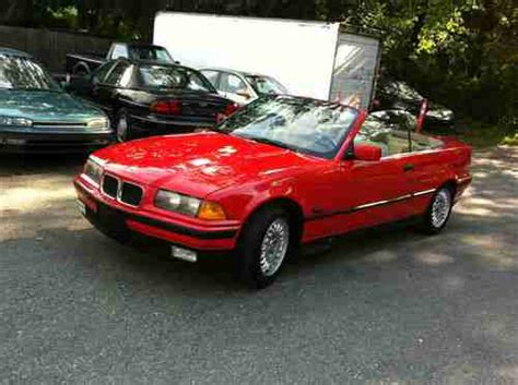 Buy Used 1994 Bmw 318i Base Convertible 2door 18l In
