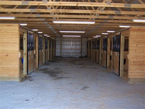 17 Best Images About Equestrian Pole Barns On Pinterest