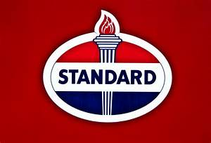 Standard Oil Sign Photograph by Bill Cannon