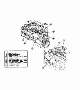 1999 F350 Engine Diagram