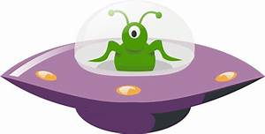 clipartist.net » Clip Art » ufo in style super duper SVG