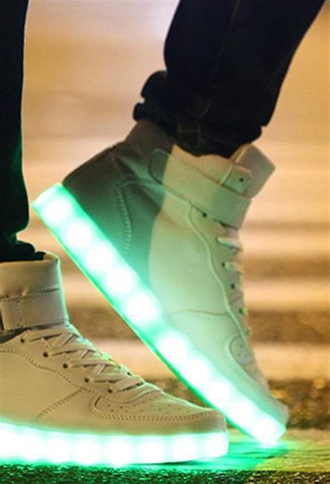 led shoes buying guide von tips to buy the best pair of led shoes mera windows