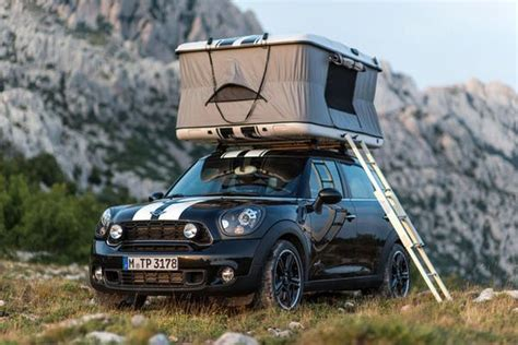 Countryman All4 Camp Comes Specially For The Mini Car