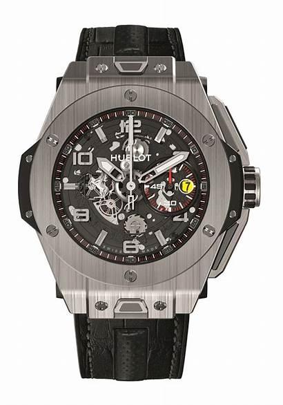 Hublot Bang Ferrari Watches Inspired Change Swiss