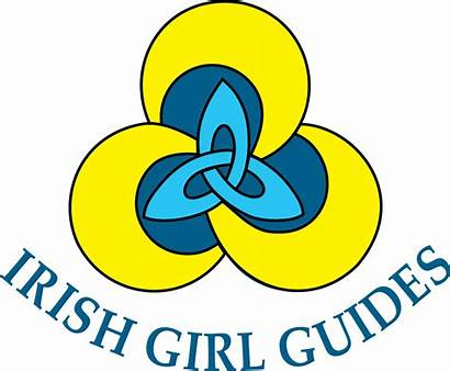 Guides Irish Ireland Background Transparant Scouts Colour