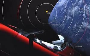 Tesla En Orbite : spacex starman et son tesla roadster sont d sormais au ~ Melissatoandfro.com Idées de Décoration
