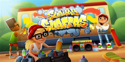 Subway Surfers For PC - Steps To Download & Play
