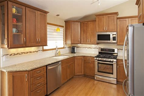 90s Kitchen Makeover  New Spaces Minnesota Remodeler