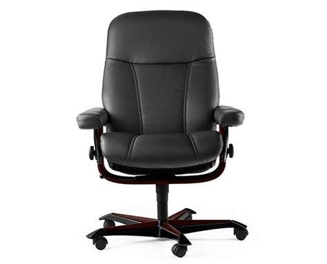 fauteuil bureau stressless fauteuil de bureau stressless consul office m
