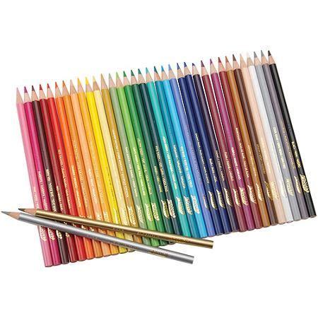 premium colored pencils sivo premium colored pencils 36 count walmart