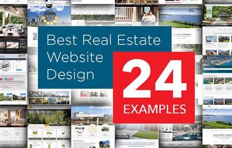 the best website for the best real estate website design 24 exles placester