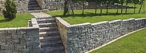 Garten Mauern Steine : friedl steinwerke pflastersteine bodenplatten zaun und mauersteine ~ Markanthonyermac.com Haus und Dekorationen