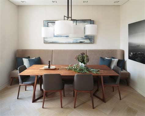kitchen banquette furniture banquette dining seating dining room contemporary with