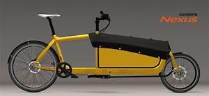 The Bullitt Cargo Bike – Rachel