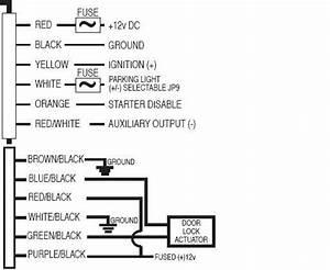 Keyless Entry Wiring Diagram