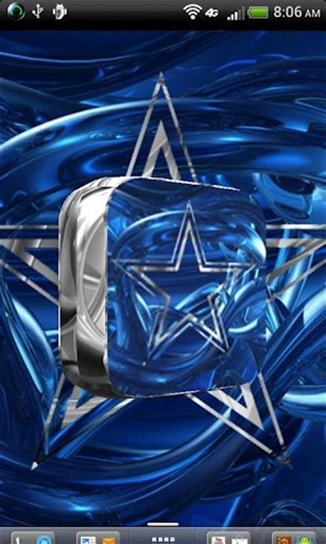Dallas Cowboys Animated Wallpaper - 3d dallas cowboys wallpaper wallpapersafari