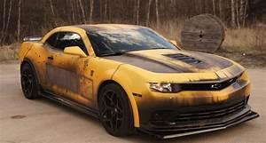 New Bumblebee Camaro Revealed | carbuzz.info