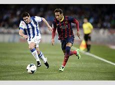 Real Sociedad 31 Barcelona The Anoeta curse continues
