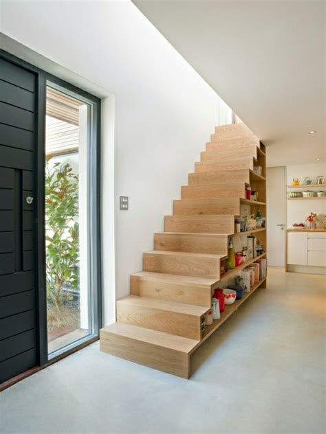 creer sa cuisine chez ikea adoptez l aménagement sous escalier chez vous
