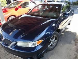 Find Used 2000 Pontiac Grand Prix Gt 4d Sedan 3 8l 3800 Series V6 Engine In Marina  California