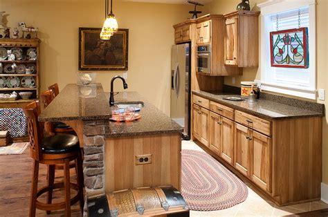 rustic bathroom decor ideas mullet cabinet hickory basement pub