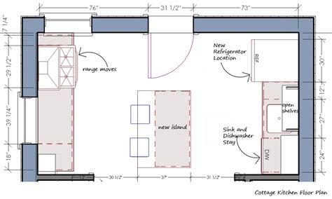 kitchen island with garbage bin small kitchen floor plan kitchen floor plans and layouts
