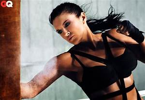 Is gina carano gay
