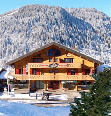 hotel chalet d alizee chatel reviews photos