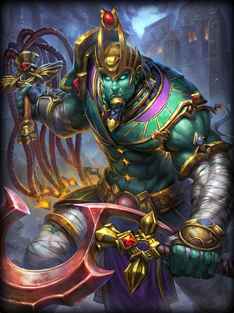SMITE: Patch Notes: 3.14 Force of Nature | OnRPG