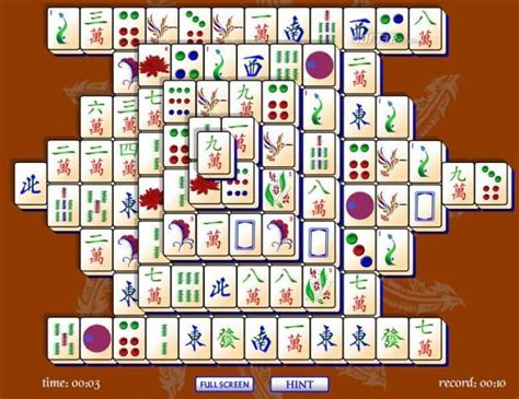 Mahjong Solitaire Tiles by Mahjong Solitaire 1