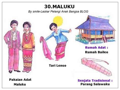 Gambar Rumah Adat Tradisional 33 Provinsi Di Indonesia Nama 33