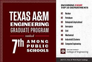 Texas A&M College of Engineering ranks high in latest US ...