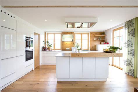 Kuecheholzweiss11  Küche Design  Küchen Pinterest
