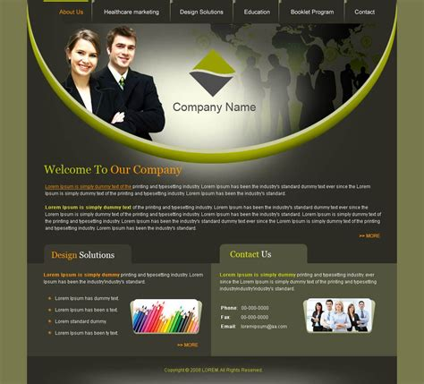 How Web Design Templates Are Created? Every Web Design