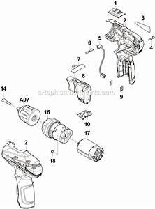 Makita Df330d Parts List And Diagram   Ereplacementparts Com