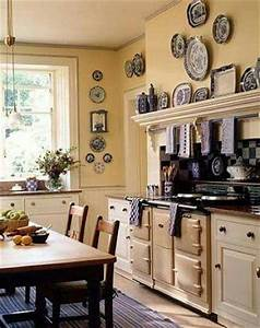 Best 25 blue country kitchen ideas on pinterest modern for Best brand of paint for kitchen cabinets with cottage wall art