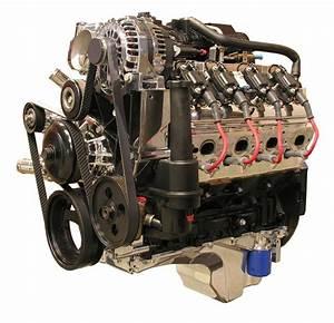 Custom Vortec 6 0l V8 Engine
