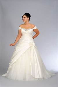 Plus size wedding dresses a line off the shoulder court for Plus size off the shoulder wedding dress