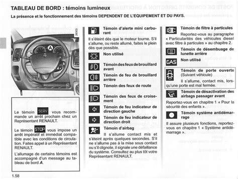 notice siege auto témoin d 39 ouverture des portes trafic renault forum
