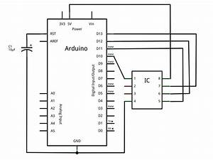 Using An Attiny As An Arduino