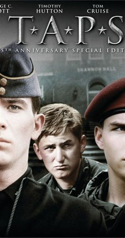 timothy hutton military school movie directed by harold becker with george c scott timothy